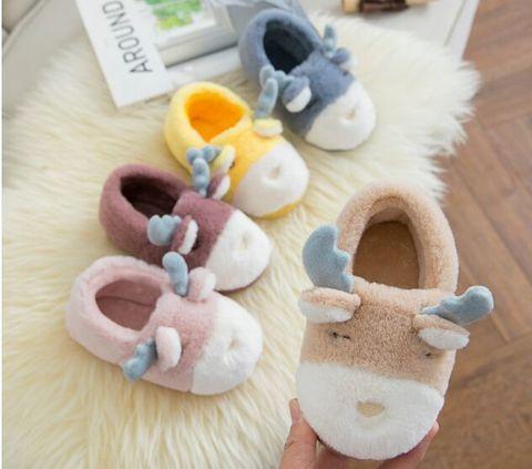 sapatos de inverno de natal chinelos de casa de inverno sandalias seguras e confortaveis do