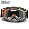 2016 NEW Colorful Vintage Clear Lens Off Road Motocross Goggles Glasses For Motorcycle Dirt Bike