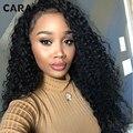 360 Парики Шнурка Бразильский Глубокий Вьющиеся 360 Кружева Девственные Волосы Парики 180 Плотность Волос Фронта Шнурка Человеческих Волос Парики Для Чернокожих Женщин парик