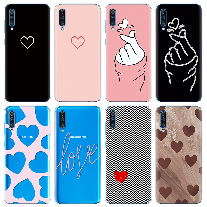 Lover <font><b>Capa</b></font> For <font><b>Samsung</b></font> Galaxy M20 M10 M30 A10 A30 A50 A5 2016 2017 A6 <font><b>A7</b></font> A8 A9 S8 S9 S10 Plus <font><b>2018</b></font> Note 8 9 4 5 Case Cover Coque image
