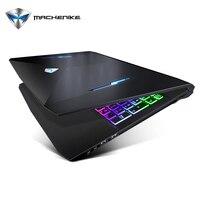 Machenike T58 Tix Gaming Laptop 15.6 FHD Screen Laptops i7 7700HQ GTX1050Ti 4G Video RAM RGB Backlight Keyboard 4G RAM 1TB HDD