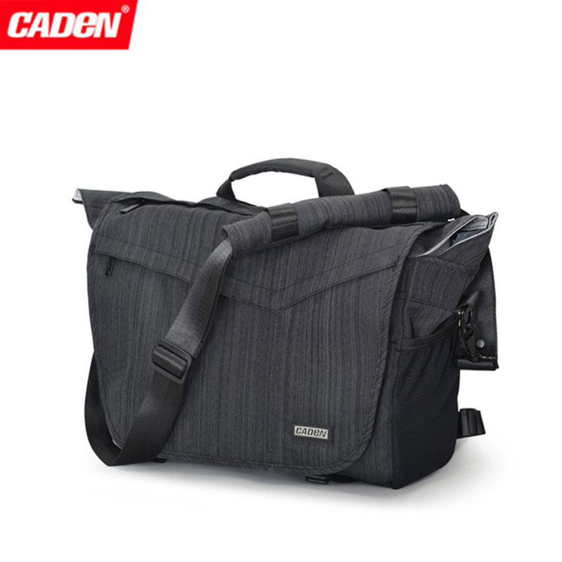 Caden Photo Bag Backpack DSLR Camera Bag messenge Waterproof Handbags Shoulder Travel Bags men women Camera