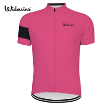 UPDATE Version 2019 widewins PRO TEAM AERO short sleeve cycling jerseys summer Ropa Ciclismo ROAD speed bicycle shirt 8021