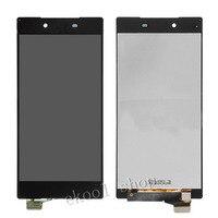 100 Test Black White LCD Display Screen For Sony Xperia Z5 E6683 E6653 E6603 E6633 Touch