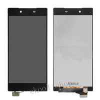 LRuiize 100% Test Black/white LCD Display Screen For Sony Xperia Z5 E6683 E6653 E6603 E6633+Touch Digitizer Assembly+Tools