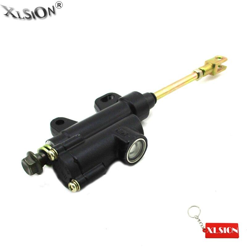 Основной тормозной цилиндр XLSION для SSR, YCF, Lifan, YX, CRF, KLX, TTR, питстер для питбайка, 110 куб. См, 125 куб. См, 140 куб. См