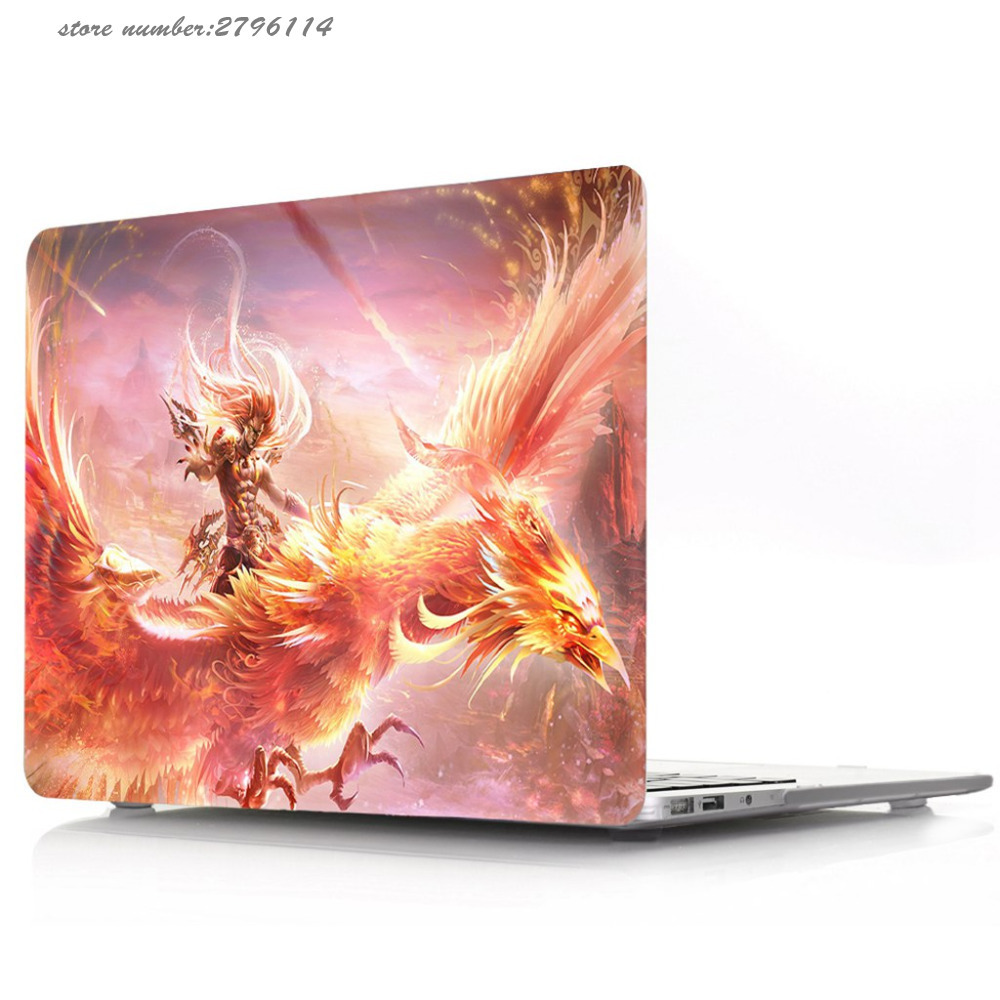 2015 new luxury frosted Case For Macbook air 13.3 11 Hard Cover MacBook Pro 13 15 12 inch with Retina Display pattern shell image