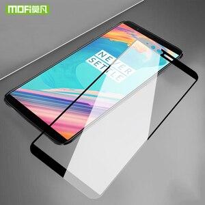 Image 5 - Mofi voor oneplus 5 t glas film voor een plus 5 t glas screen protector voor oneplus 5 t gehard glas volledige cover 9 H 6.0 inches