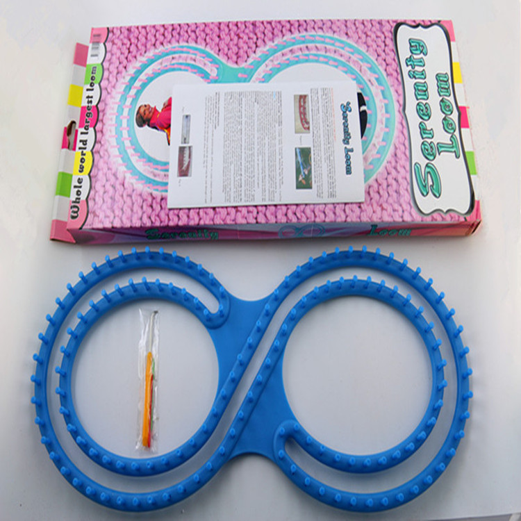 NEW 65cm Long 8 Type Loom Knitting DIY Sweater Knit Wool Hat Scarf Shawl Is Crochet Sweater Afghan Crochet Tunisian Crochet Afgh