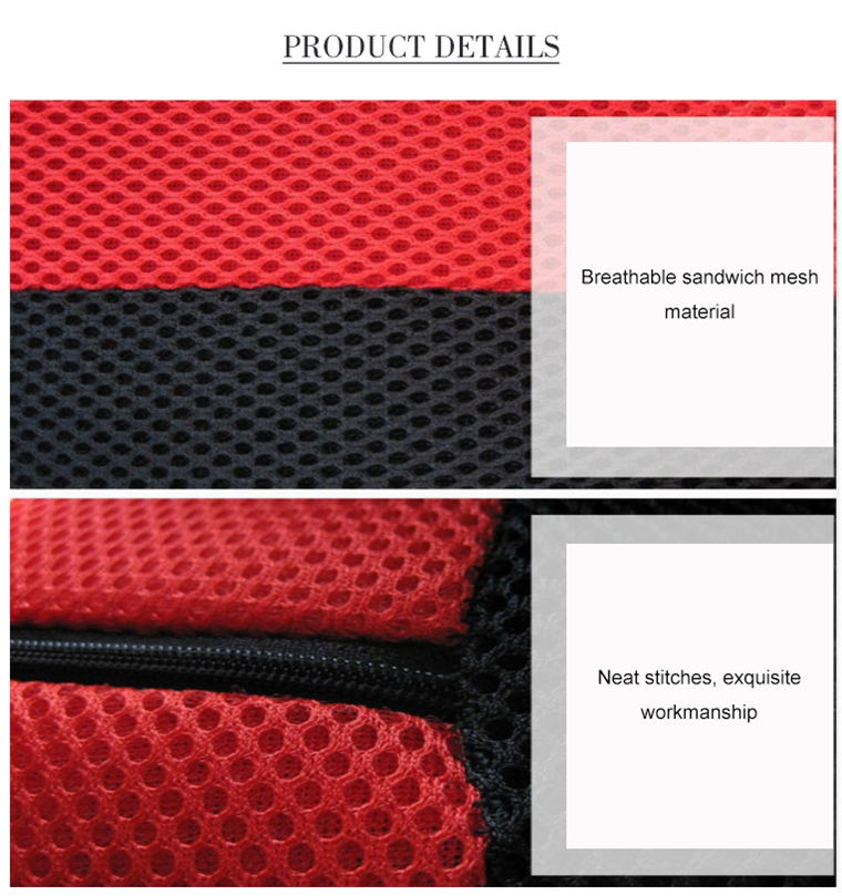 Breathable Car Seat Cover (2)
