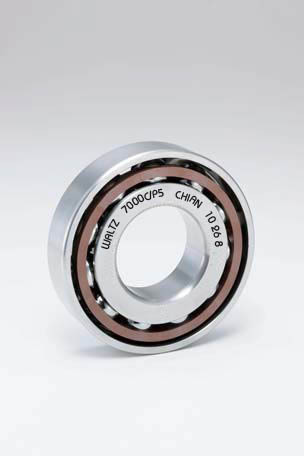 10mm Spindle Angular Contact Ball Bearings 7000C/P5 SUPER PRECISION BEARING ABEC-5 7000 7000C 7000AC 10x26x8 8mm spindle angular contact ball bearings 708c 2rs p4 super precision bearing abec 7 708 double sealed rubber seals rs rs1 2rs1