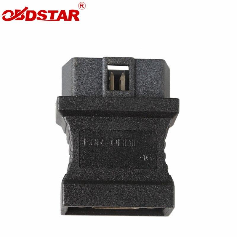 OBDSTAR OBD2 16Pin Stecker für OBDSTAR X300 DP und X300 PRO3 Schlüssel Master 16 Pin Kabel