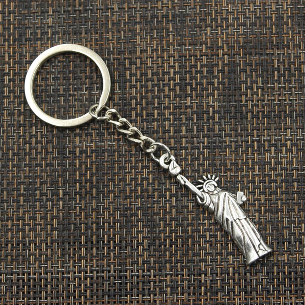 neue Art und Weisemänner 30mm keychain DIY Metallhalterkette - Modeschmuck - Foto 5