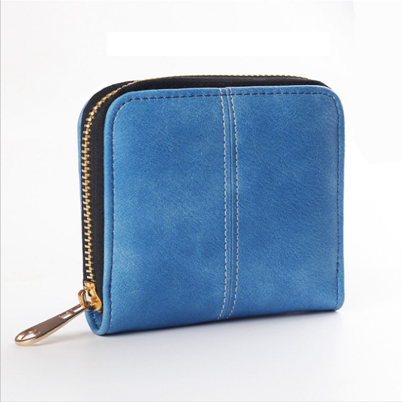 все цены на Candy Color Leather Small Women Coin Purse Mini Change Purses Card Bags Wallet Female Change Purse Ladies Casual Clutch Bag онлайн