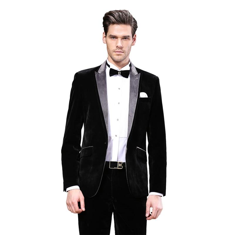 DARO vīriešu kāzu uzvalku jakas, plānas smokinga modes tērpu - Vīriešu apģērbi