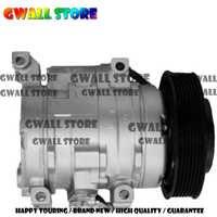 Nuevo compresor de CA para Toyota Rav4 2,0, 2,4, 2001, 2002, 2003, 2004, 2005, 883204208084, 88320-42080-84-aire acondicionador de compresor