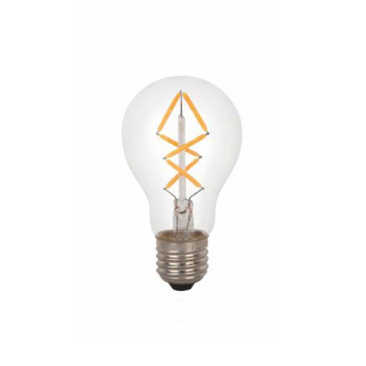 Светодиодные лампы накаливания A60 E27, 3-18 Вт, 110-240 В