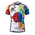 THRILLER REITER SPORT TRS-0072 Mens Radfahren Jersey Radfahren Kleidung Bike Hemd Größe S zu 5XL