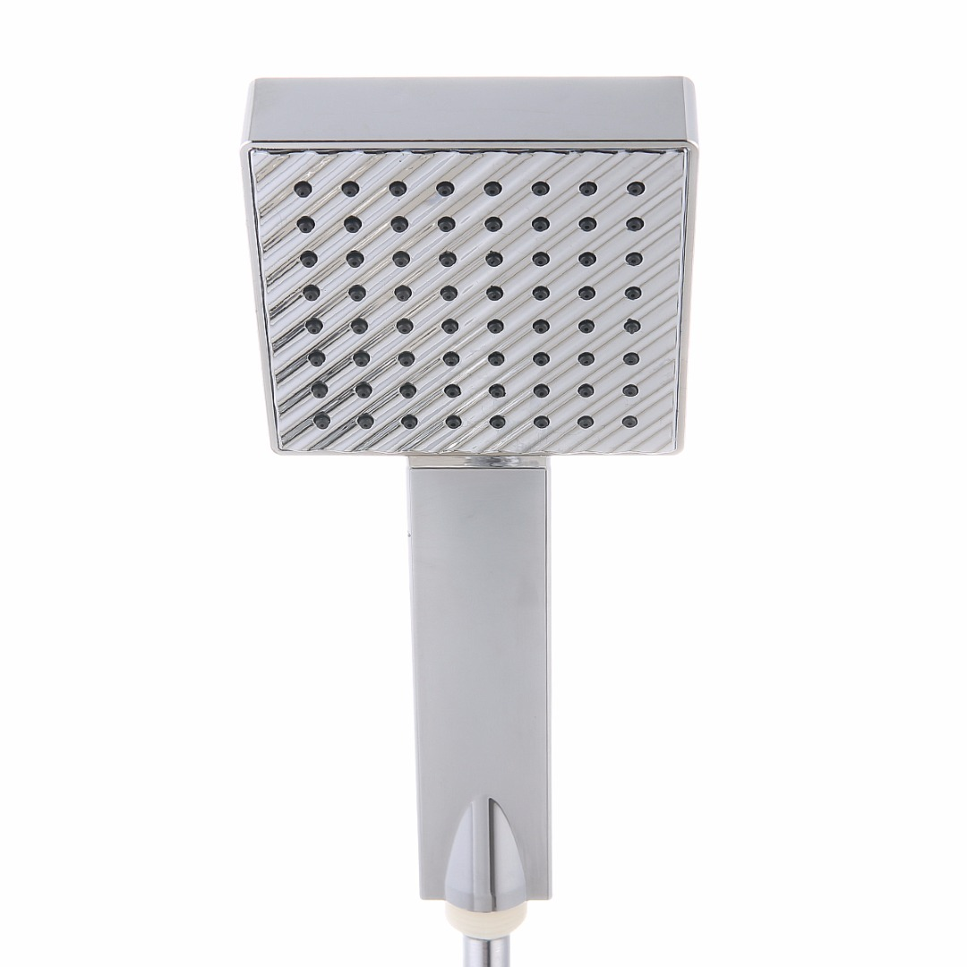 High Quality Bathroom Shower Heads ABS Chrome Bath Spray Nozzle Rainfall Water Saving Shower Heads Mayitr Bathroom Accessories