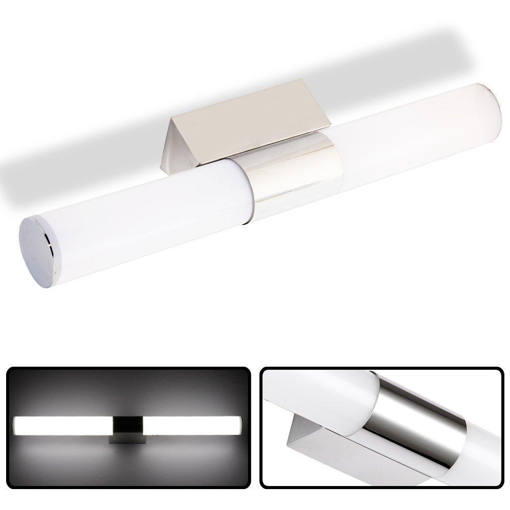 Modern 8W 10W 12W Bathroom LED Mirror Light 85 265V Cold Warm White ...