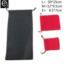 EJMW Wholesale 5 pcs Sex Bag For Anal Plug Vibrator Big Dildo Silicone Butt Plug Meatal Anal Toys 3 Size ELDJ56
