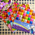 3D Shiny Diamond Cranepaper Handmade Decorative Paper Children 's DIY Educational Material Crafts Paper Quilling Origami Paper
