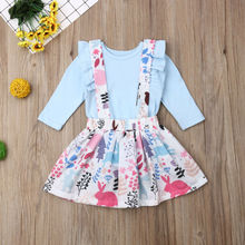 цены Baby Girls Newborn Dress Clothes New Cute Bowknot Lace Sleeveless Girl Dress Birthday suit infant 2pcs Clothing Sets Kids
