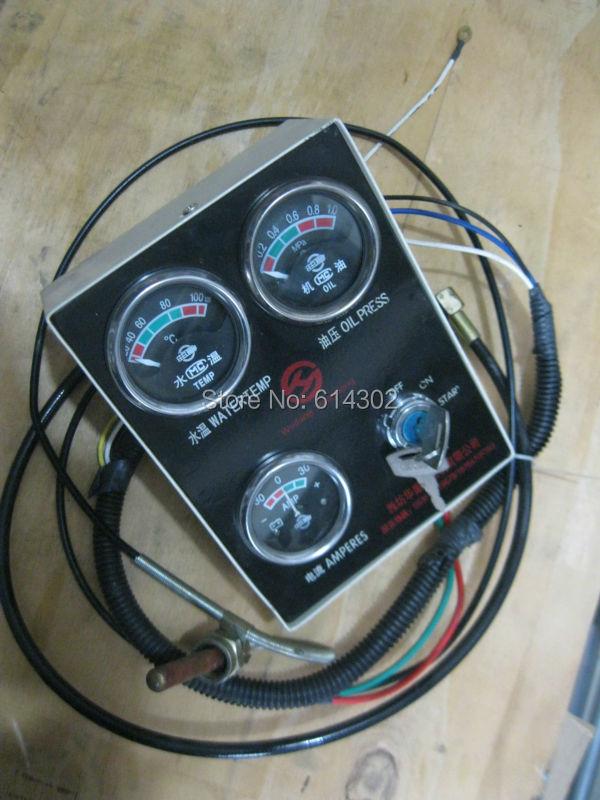 Панель приборной панели для weifang 495/K4100 Запчасти для дизельного двигателя/Запчасти дизельного генератора