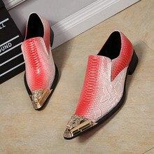 Christia Bella Fashion Spitz Herren Kleid Schuhe Aus Echtem Leder Männer Schuhe Party Hochzeit Schuhe Geschäfts Formale Schuhe Große Größe