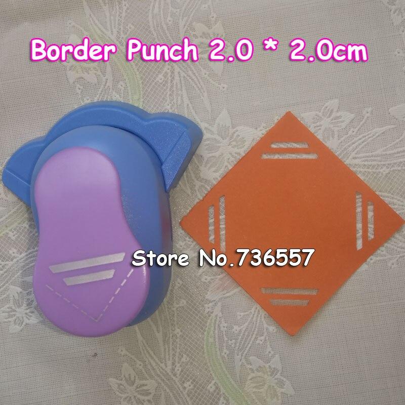 Horizontal Lines Corner Punch Diy Border Craft Punch Hole Punch Paper Cutter Embossing Cortador De Papel De Scrapbook FreeShip