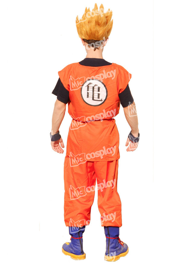 aliexpresscom buy anime new hot dragon ball son goku cosplay halloween party clothing costume z dbz cosplay outfit clothes from reliable cosplay