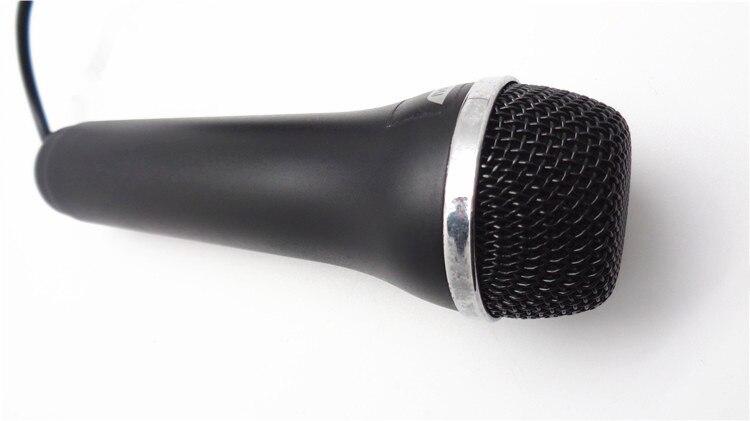 Hohe quaility hand mikrofon wired für pc usb gitarre hero für xbox360/wii/playstation2/playstation