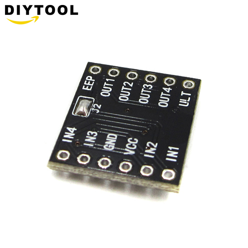 Direct current DRV8833 Dual 2 WAY DC Motor Driver Module 3V-10V 1.5A H-Bridge