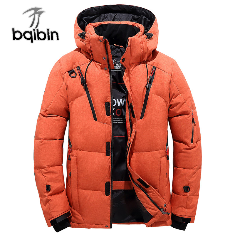 VIISHOW Men s Winter Male Jacket Brand Winter Coat Men Jacket For Men Clothes 2018 Solid