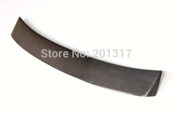 Wholesale IS250 IS300 Auto font b Car b font Carbon Fiber Roof Wing Spoiler For Lexus