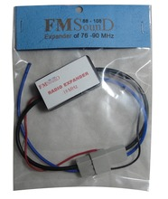 18MHz FM Band Expander Converter For Honda Radio Shifter Frequency