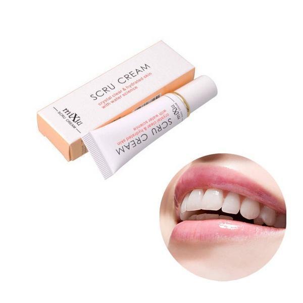 Moisturizing Lip Care Exfoliating Lip Scrub