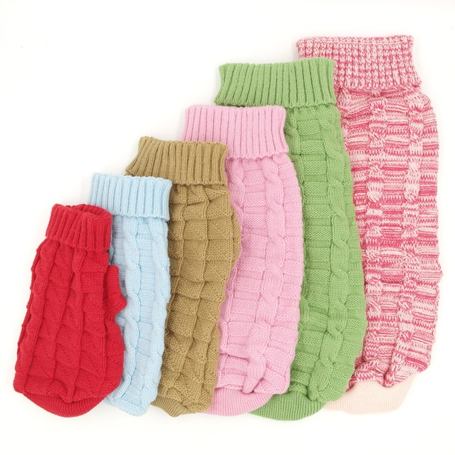 Winter Clothes For Cat & Small Dog Pets