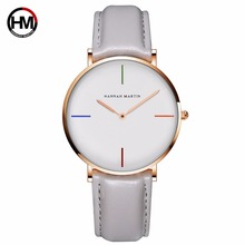 цены Ladies Fashion Simple Quartz Watch Women Luxury Brand Leather Wrist Watches for Women Clock relojes para mujer zegarek damski