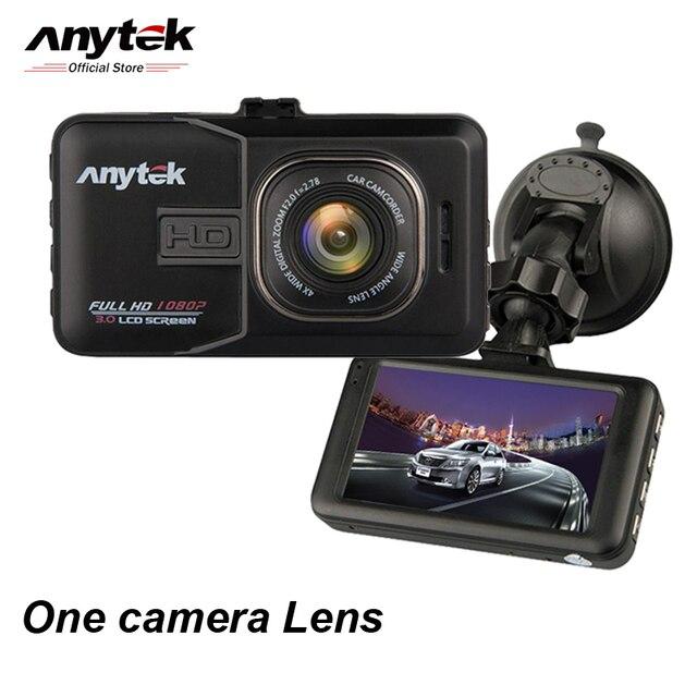 Anytek A98 Car DVR Camera Recorder 1080P Full HD 170 Degree angle Driving Recording Car Detector LCD G-Sensor Night Vision 2.0