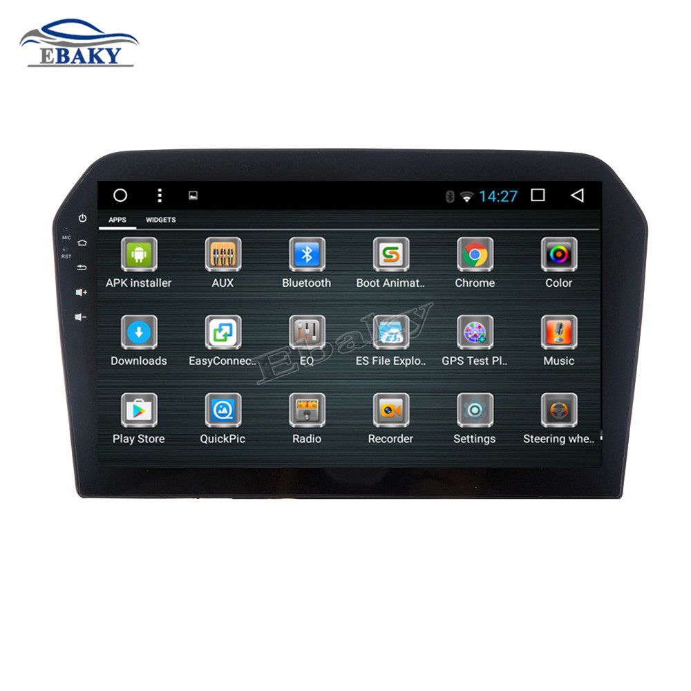 Cheap NaviTopia 9inch Octa Core Android 7.1 8.1 Car DVD GPS Navigation for VW JETTA 2013 2014 2015 2016 Auto Multimedia Radio Stereo 4