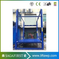 Сильная структура четыре столба гараж Лифт гидравлический подъемник для машин для подъема