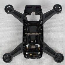 Réparation Drone cadre métal jouet passe temps épargné bricolage Refit corps couverture logement facile installer pièces de rechange coque moyenne pour DJI Spark
