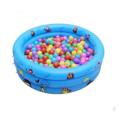 90x30 Trinuclear Piscina Piscina Inflável Do Bebê Piscina Piscina Inflavel Para Recém-nascidos Crianças Bacia Banheira Portátil Ao Ar Livre Para O Miúdo