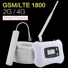 Усилитель/4G AS D1 2G 4 аппарат не привязан к оператору сотовой связи усилитель сигнала 70dB Сотовая связь повторитель усилитель ретранслятора сигналов DCS 1800 LTE 1800 МГц ретранслятор сигнала Мобильный телефон усилитель сигнала
