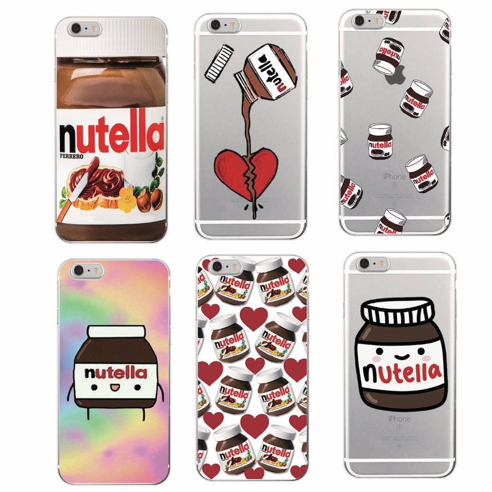 Cute italian pizza food soft soft tpu phone case for Coque iphone 6 miroir