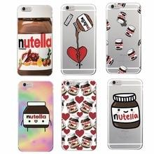 Cute Italian Pizza Food Soft TPU Phone Case Cover Skin Coque For iPhone 6 6Plus 6S 6 7 7Plus 5 5S SE 5C 4 4S SAMSUNG GA