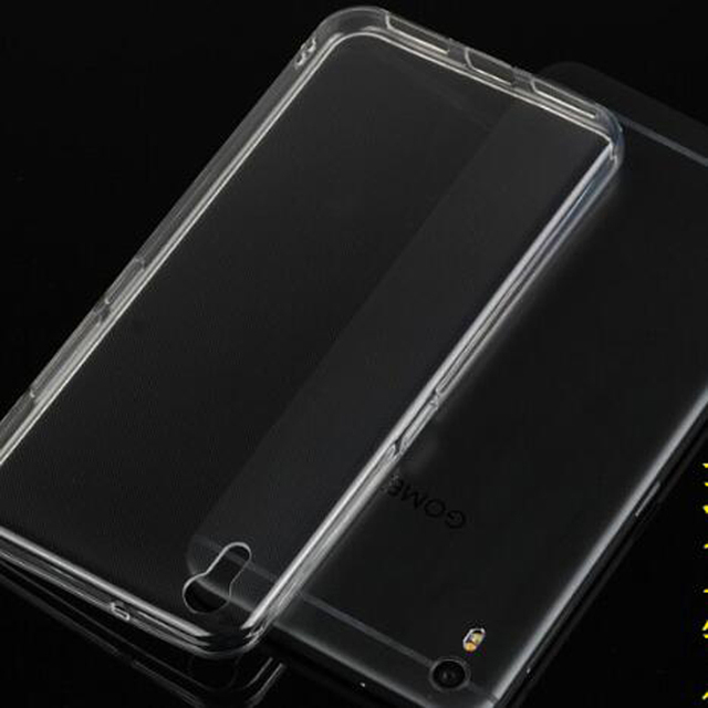 For GOME K1 Ultra Thin Crystal Clear Glossy Back Case Cover for  GOME K1 4G LTE Phone Soft Case For GOME K1 Cover