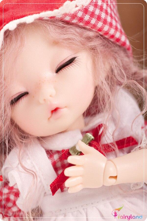 ФОТО stenzhorn(stenzhorn) bjd doll sd / fl / ai / cb / 1 / 8bjd BB eighth baby girl doll Ante Basic
