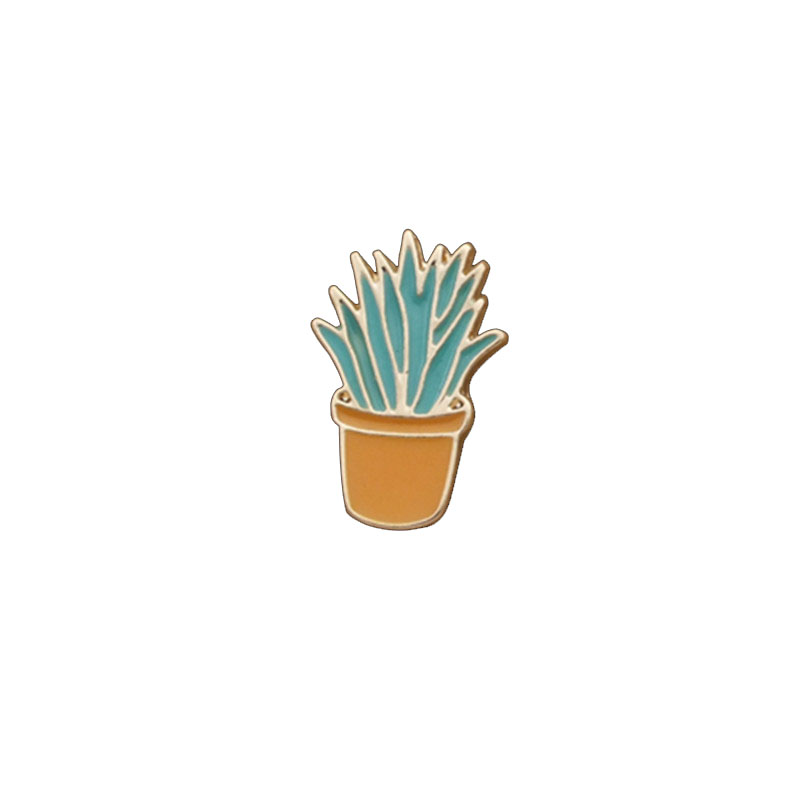 Kawaii Cactus Enamel Pins | Kawaii For Days